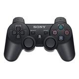 Control Joystick Inalámbrico Sony Playstation Dualshock 3 Negro