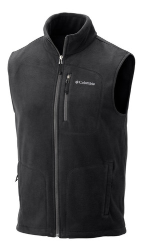 Chaleco Polar Columbia Hombre Fast Trek Fleece Vest