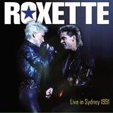 Roxette - Live In Sidney 1991 - Vinilo Nuevo -