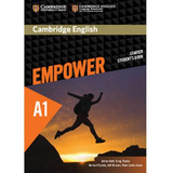 Empower A1 Pack De 4 Libros Y Audio Cambridge English Pack