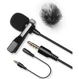 Micrófono De Solapa Nicama Para Cámara De iPhone