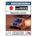 Chevrolet Suzuki Grand Vitara 98-06 Manual Taller (mecanica)