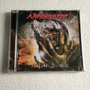 Annihilator Cds Schizo Double Live Annihilation Brasil Original