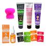 Kit Cuidado Facial Polvo + Sabonete + Sérum + Itens Skincare Original