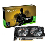 Placa De Vídeo Nvidia Galax  Geforce Gtx 16 Series Gtx 1660 Super 60srl7dsy91s 6gb