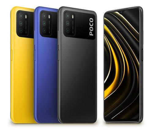 Xiaomi Poco M3 Rom 128 Y Ram 4 - Camara 48 Mpx. 4g Liberado