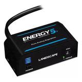 Fonte Para 5 Pedais 9v Landscape Energy E5 1000ma Dc Bivolt