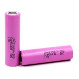 Pila Batería 18650 3.7 V 3000 Mah Samsung Sin Tetón Vaporiza