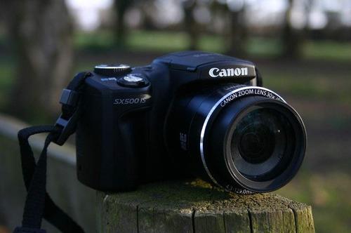 Promocion : Camara Semi Profesional Canon Powershot Sx500 Is