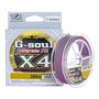 Linha Multifilamento Ygk G-soul Upgrade X4 200m Original
