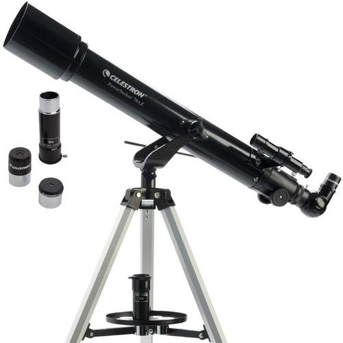 Telescopio Celestron Powerseeker 70 Az Mod 21036