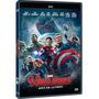 Dvd Vingadores Era De Ultron Marvel Lacrado Original