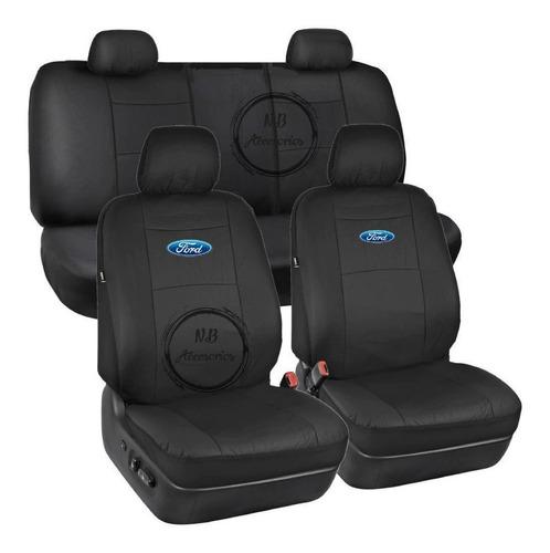 Fundas Cubre Asiento Cuero Ford Fiesta Max Focus Kinetic Ka