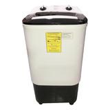 Lavadora Semiautomática Midea Mlts101m2sgd Blanca 10.1kg 127v