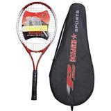 Raqueta De Tenis - Económica - Con Funda