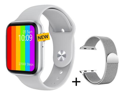 Smart Watch Full Touch Sport  Electrocardio Llamada Mensaje