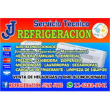 Tecnico En Refrigeración, Heladeras  Y Aires Acondicionados