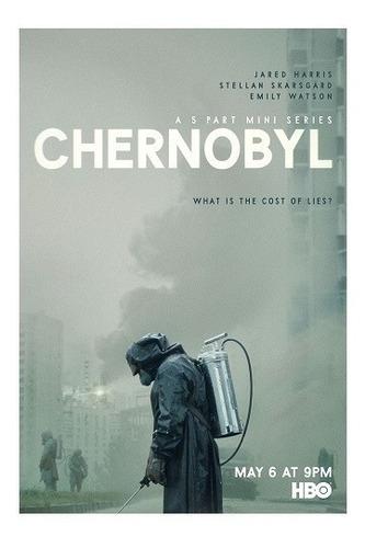 Chernobyl - Serie Completa - Dvd