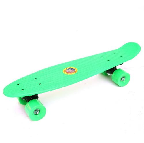 Mini Skate Estilo Penny Longboard Tabla Patineta Muebles Web