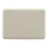 Disco Duro Externo Toshiba Canvio Advance Hdtca10x 1tb Blanco