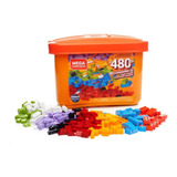 Mega Construx Mega Caja De 480 Micro Bloques