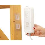 Soporte Adhesivo Multi Uso Routers, Decos, Controles