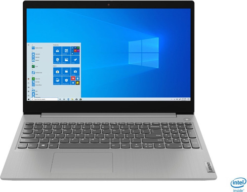 Notebook Lenovo Ideapad 3 I3 10ma 15,6 8gb 256gb Ssd