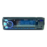 Autoestéreo Para Auto Soundstream Vm-715b Con Usb, Bluetooth Y Lector De Tarjeta Sd