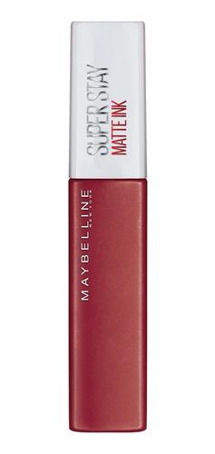 Labial Liquido Matte Super Stay Matte Ink Maybelline