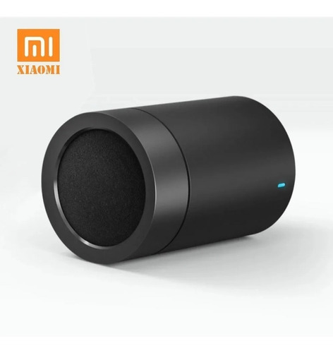 Parlante Bluetooth Xiaomi Mi Pocket Speaker 2 Negro Cuotas!