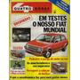 Revista Quatro Rodas Nº 266 Setembro 1982 Novo Fiat Voyage Original