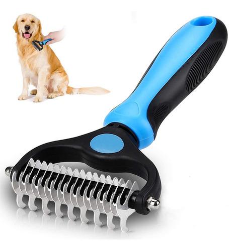 Cepillo Deslanador Pelo Cepillo Grande Para Mascotas.