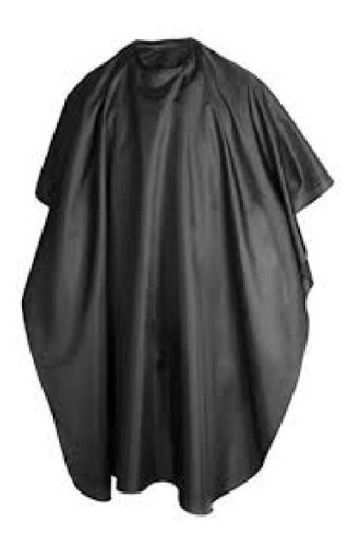 Capa Negra Para Tintura Peluquería