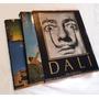 Salvador Dali The Paintings Coleção 2 Livros Original