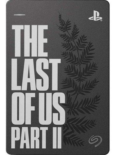 Seagate Game Drive For Ps4 The Last Of Us Partii 2tb Usb 3.0