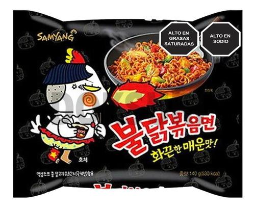 Ramen Coreano Picante 1 Pieza 140g Samyang