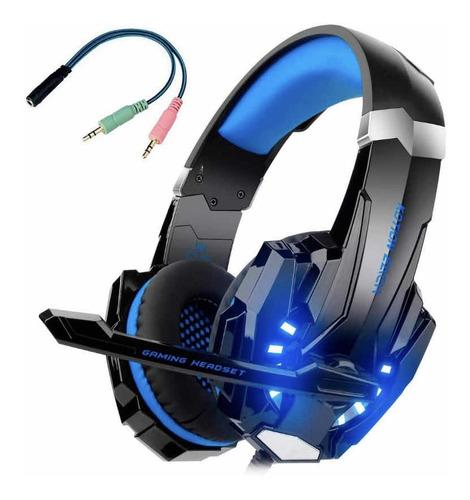 Audifono Diadema Cascos  Gamer Pro2 Para Ps4 Y Xbox One