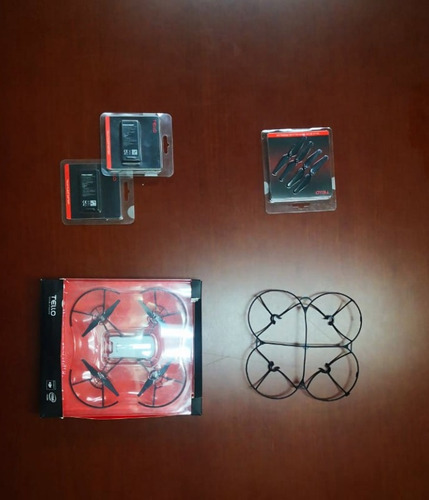 Dji Tello Drone Con Control (12 Min) Open Box 2 Batt