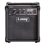 Amplificador Laney Lx Lx10b Transistor Para Bajo De 10w Color Negro 220v - 240v
