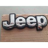 Emblema De Jeep Para Grand Cheroke