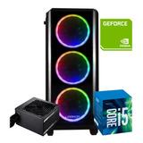 Computadora Pc Gamer Nueva Core I5 12gb 240gb Ssd + Video 2g