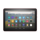 Tablet  Amazon Fire Hd 8 2020 Kfonwi 8  32gb Plum Con 2gb De Memoria Ram