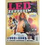 Revista Pôster Show Mix 10 Led Zepplenin Rock Z772 Original