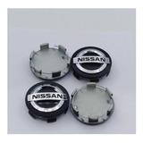 Tapa Aro Emblema Nissan 60mm