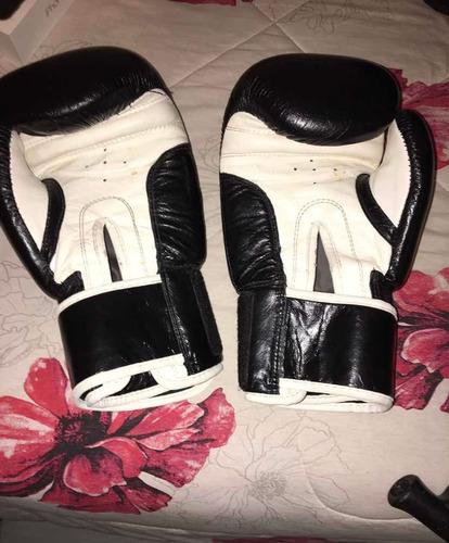 Guantes De Boxeo Sanz De Cuero