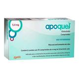 Apoquel Dermatológico Anti Coceira Cães 5,4mg 20comprimidos