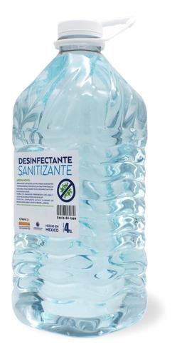 Sanitizante Para Tapetes Liquido Para Desinfectar Zapatos