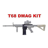 Kit De Conversion De Marcadora De Paintball T68 A Dmag/helix
