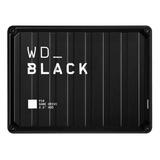Disco Duro Externo Western Digital Wd Black P10 Game Drive Wdba2w0020bbk 2tb Negro
