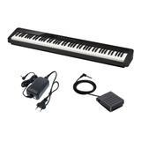 Piano Digital Casio Privia Px-s1000 Bk Px S1000 Nf-e Garanti